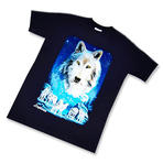 "T-Shirt ""Wolves in Lapland"""