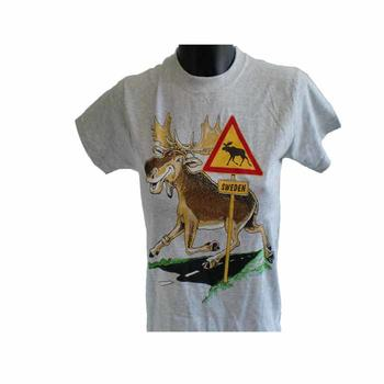 "T-shirt ""Älgvarning"""